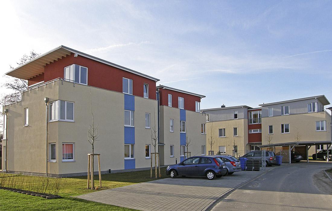 Mehrfamilienhaus Berlin - Hüls Ingenieure